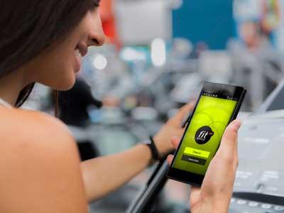 Fit up Style – Aplikacja lojalnościowa