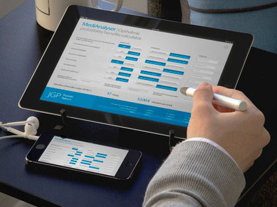 Kalkulator Medyczny – iPad