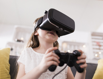 Gry Virtual Reality