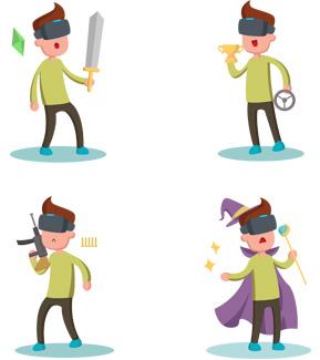 Ilustracja postaci