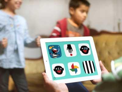 Specjalistyczna aplikacja medyczna dla dzieci