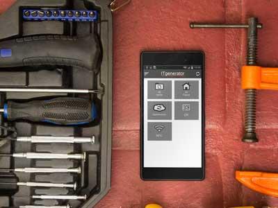 Aplikacja mobilna do inwentaryzacji