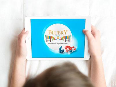 Blubry – Innowacyjna aplikacja dla zwiedzających