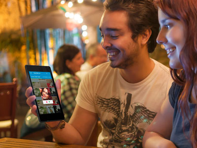 Party Crowd – Aplikacja rozrywkowa