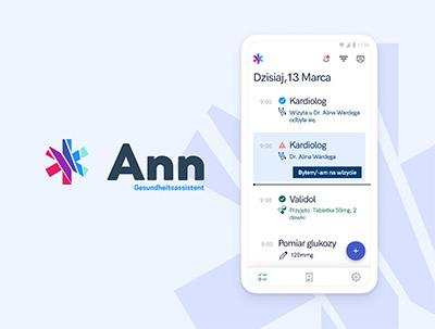 Ann – Aplikacja do zarządzania zdrowiem