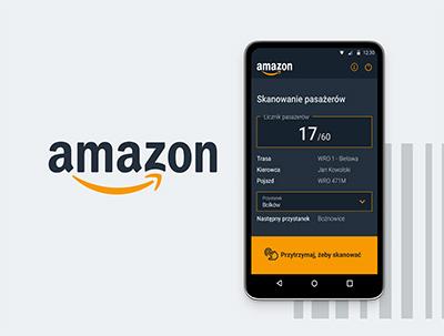 Amazon Bus Tool – Monitorowanie i optymalizacja przewozów