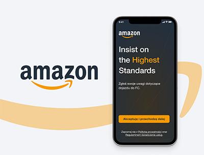Amazon Bus – Zgłoszenia pracowników