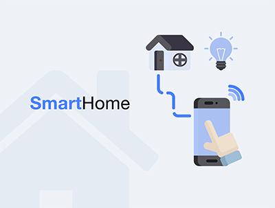 SmartHome – Aplikacja do sterowania domem