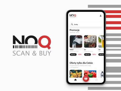 NoQ Scan&Buy – Zakupy bez kolejki