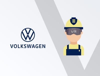 Volkswagen – Ścieżka Technologiczna w fabryce samochodów