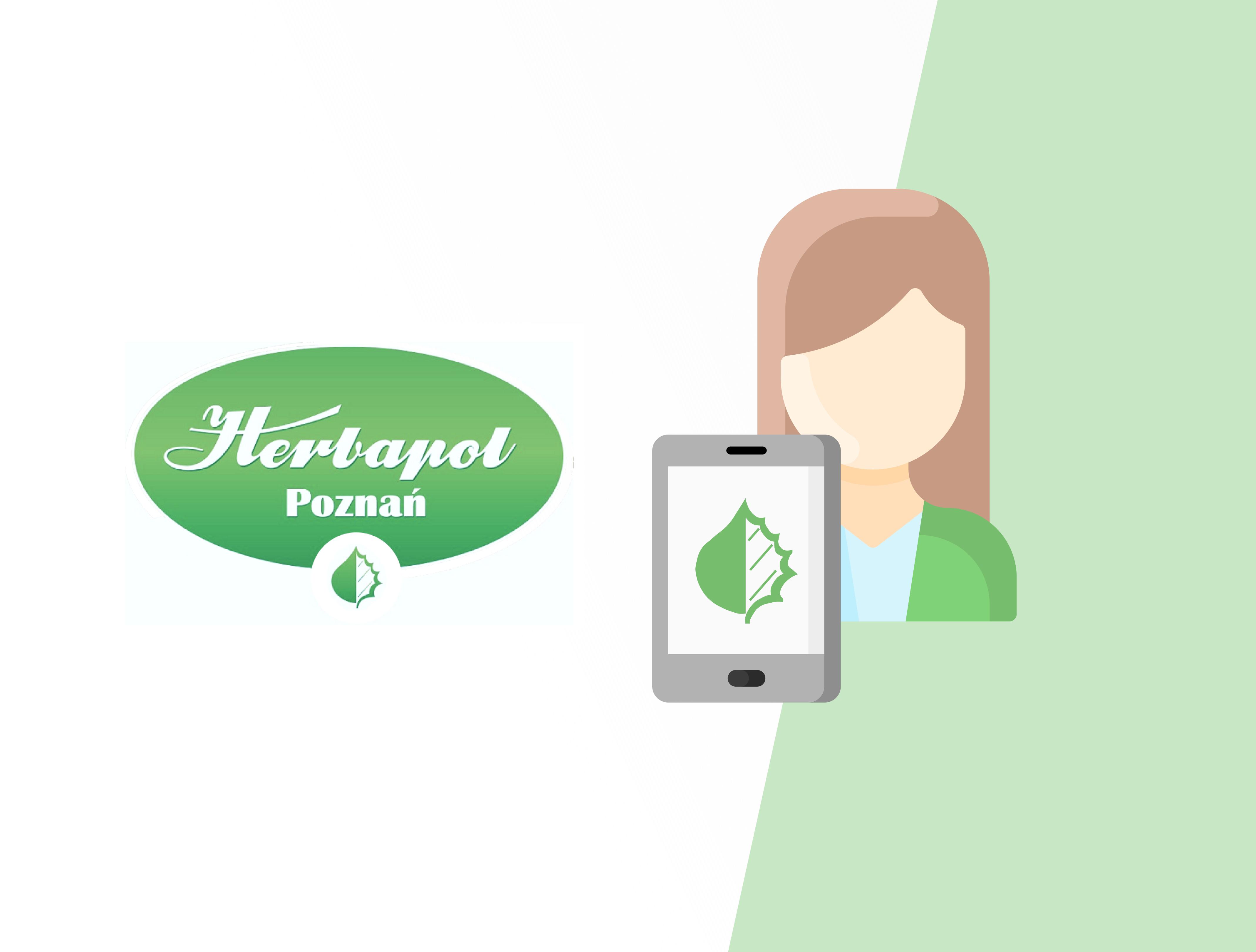 Herbapol - koncept aplikacji dla przedstawicieli handlowych